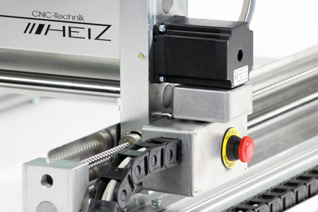CNC-Step High-Z S-1000/T basis 1000 x 600 x 110 mm