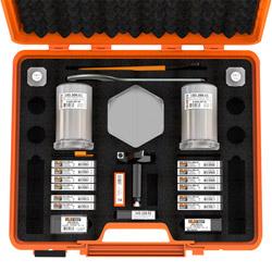 CMT CNC boor- en freesset voor Nesting 25-delig ER32