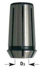 Spantang D=6mm voor CMT7E